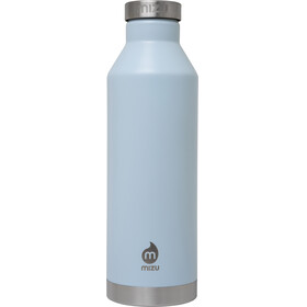 MIZU V8 Bidon with Stainless Steel Cap 800ml niebieski